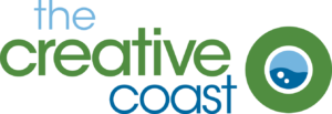 The Creative Coast Logo - full PNG Logo