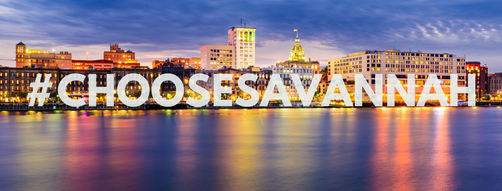 #chooseSAVANNAH Image
