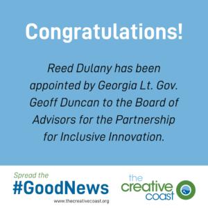 #GoodNews - Reed Dulany