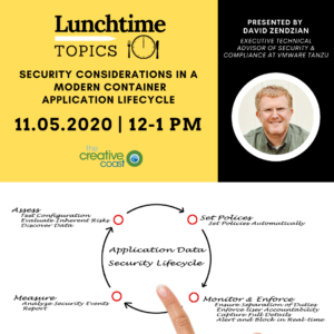 Lunchtime Topic with David Zendzian