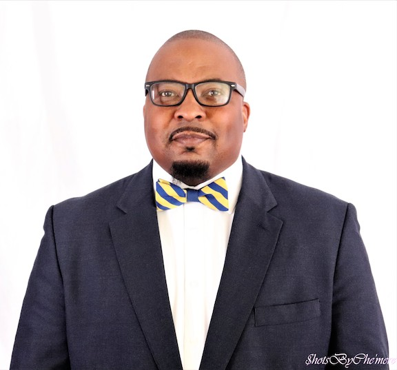 Anthony Maben, Jr. is the Vice President of 100 Black  Men of Savannah