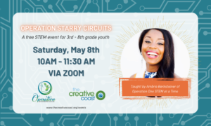 Operation Starry Circuits for Kids