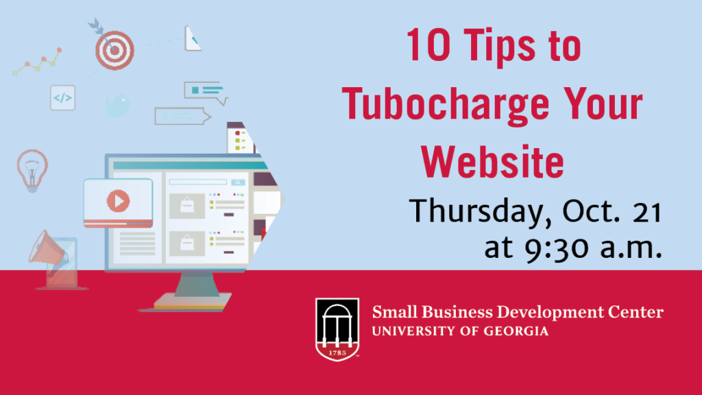 10 Tips to Turbocharge Your Website