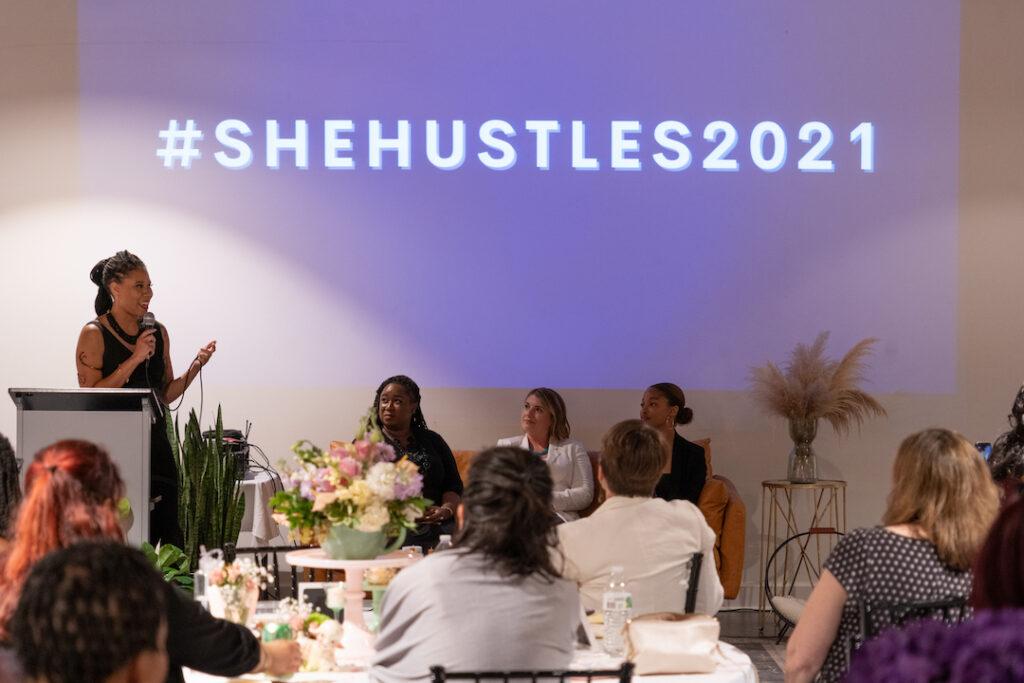 SHE HUSTLES 2021