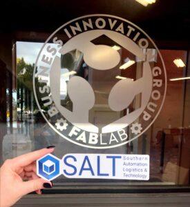 Southern Automation Logistics & Technology (SALT) seeking Georgia Southern Interns for Software Development and Marketing