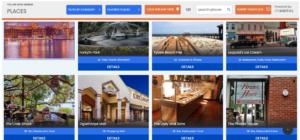 ITI Digital Google Places Widget
