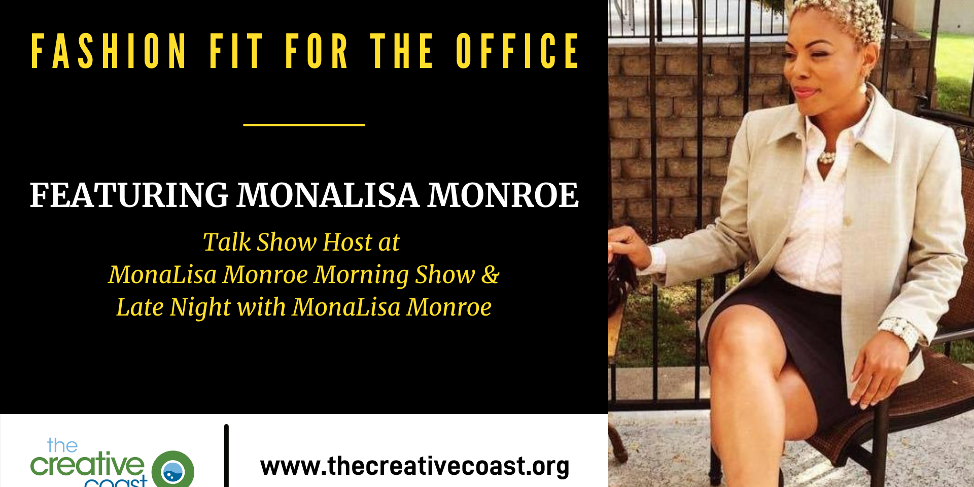 Facebook Event Lunchtime Topic ft. MonaLisa Monroe (1)